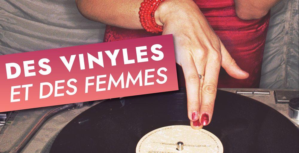DES VINYLES ET DES FEMMES