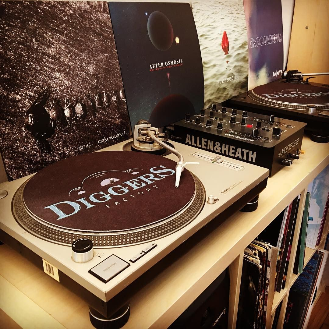 A new way to dig vinyl records