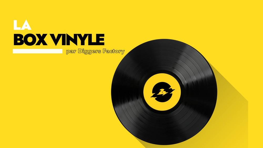 La Box Vinyle : nouvelle formule