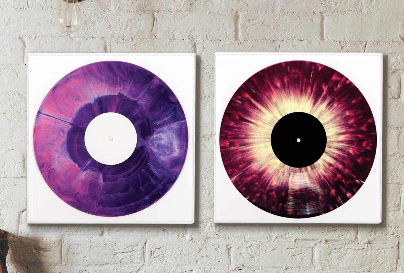 CLRCASE: A cool new way to display vinyl records