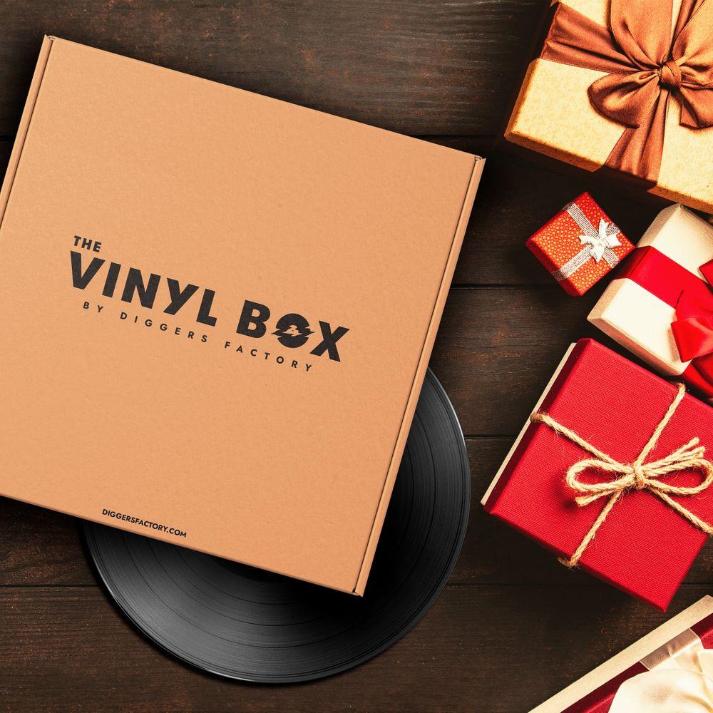 La Box Vinyle de Décembre 2020