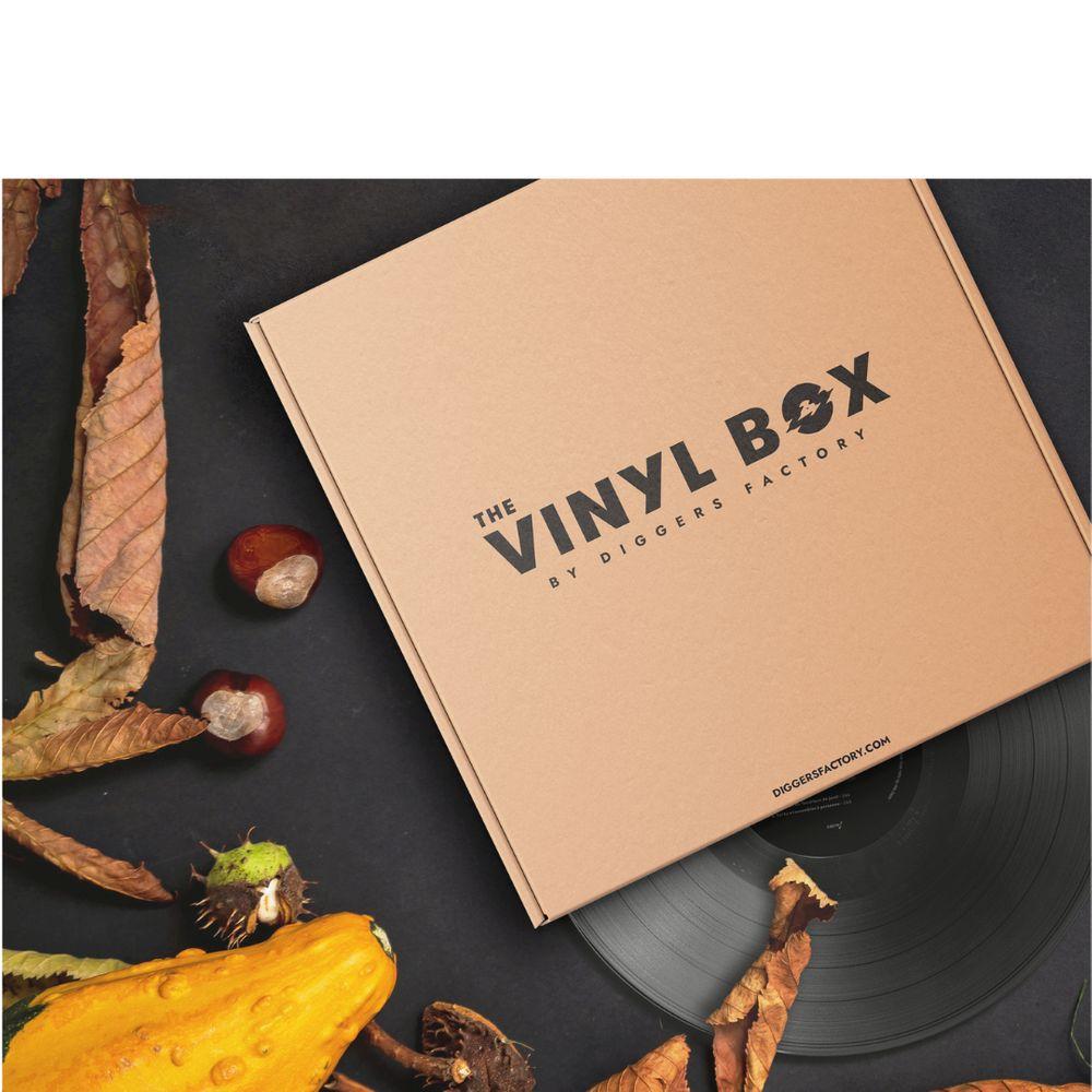La Box Vinyle de Novembre 2020