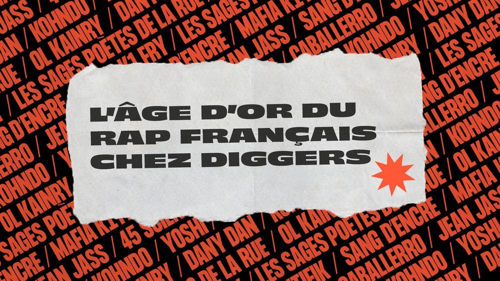 DU RAP FRANÇAIS CHEZ DIGGERS !