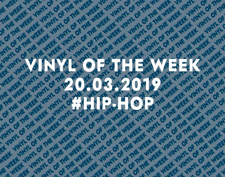Vinyl records of the week 03.20.19