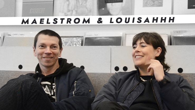 L'interview Silence is Violence de Maelstrom & Louisahhh