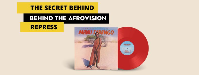 THE SECRET OF THE AFROVISION REPRESS