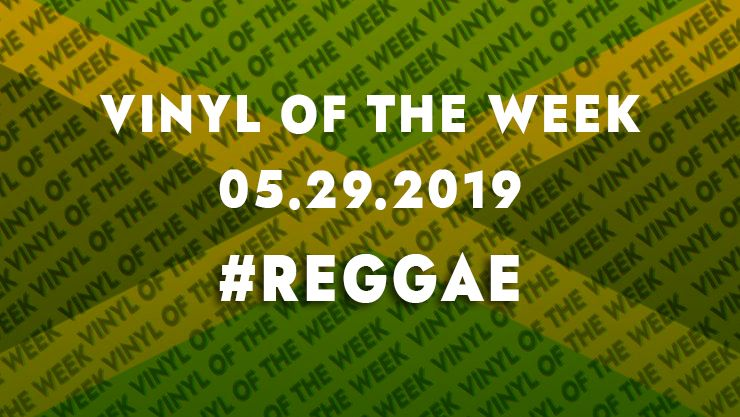 Vinyl records of the week 05.29.19