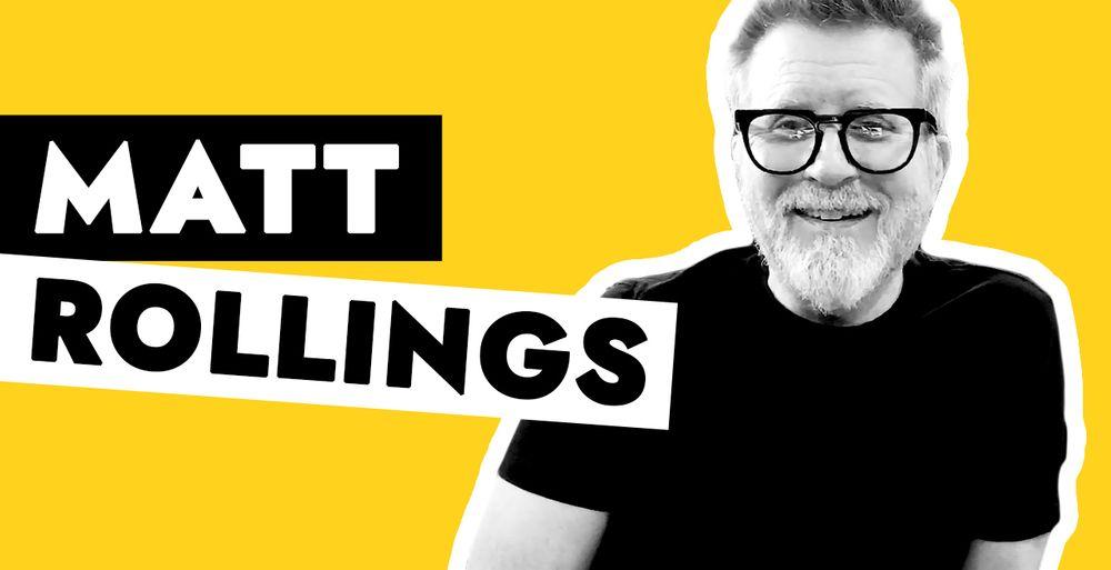 Interview Matt Rollings  X Diggers Factory