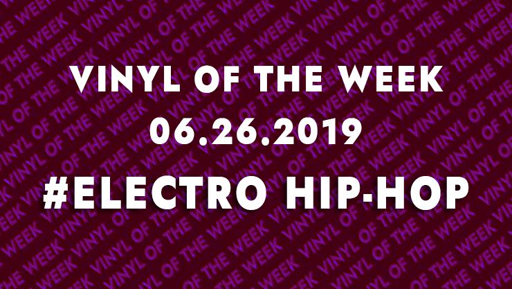 Vinyl records of the week 06.26.19