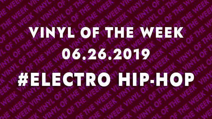 Vinyl records of the week 06.26.19