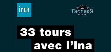 Collection 33 Tours avec l'INA