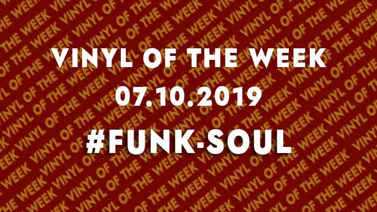 Vinyl records of the week 07.10.19
