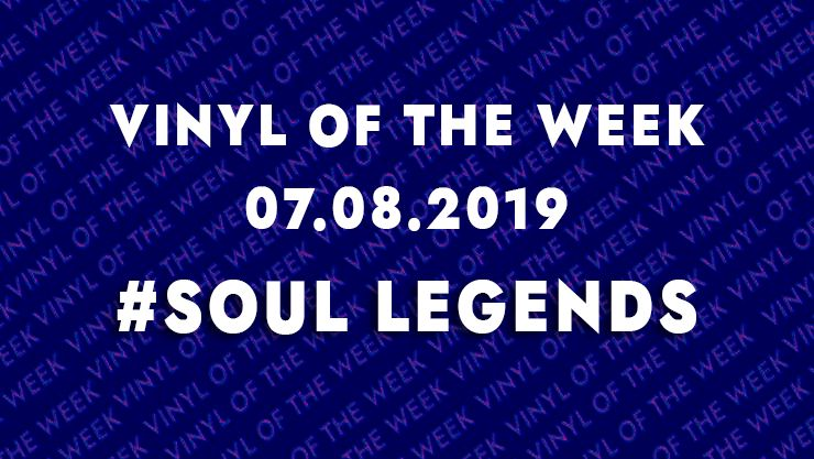 Vinyl records of the week 07.08.19