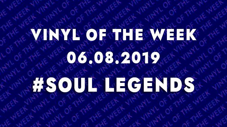 La sélection vinyle de la semaine 06.08.19