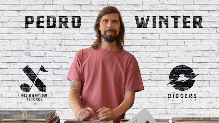 Pedro Winter x Diggers Factory