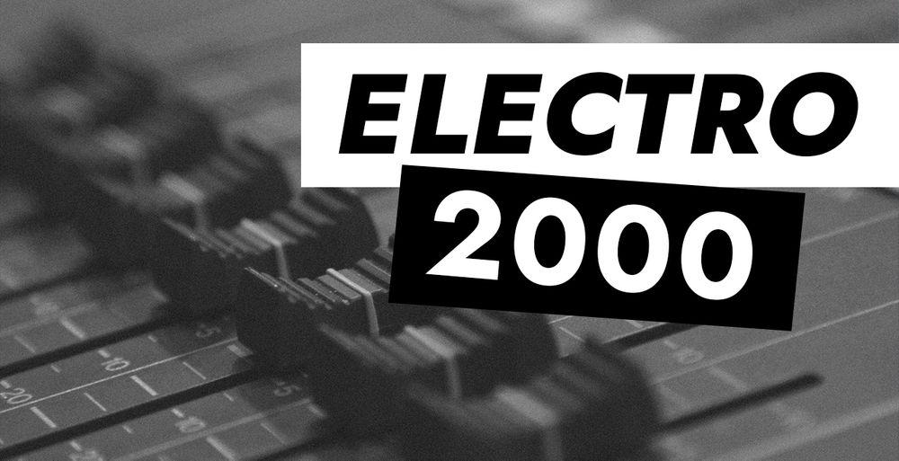 Les labels électro essentiels du début des années 2000