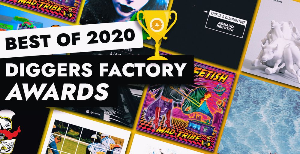 BEST OF 2020 Diggers Factory Awards