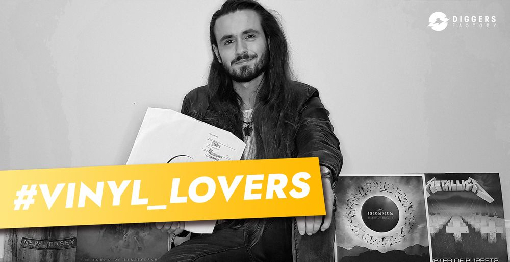 Interview : Jamie Likes Vinyl x Diggers Factory