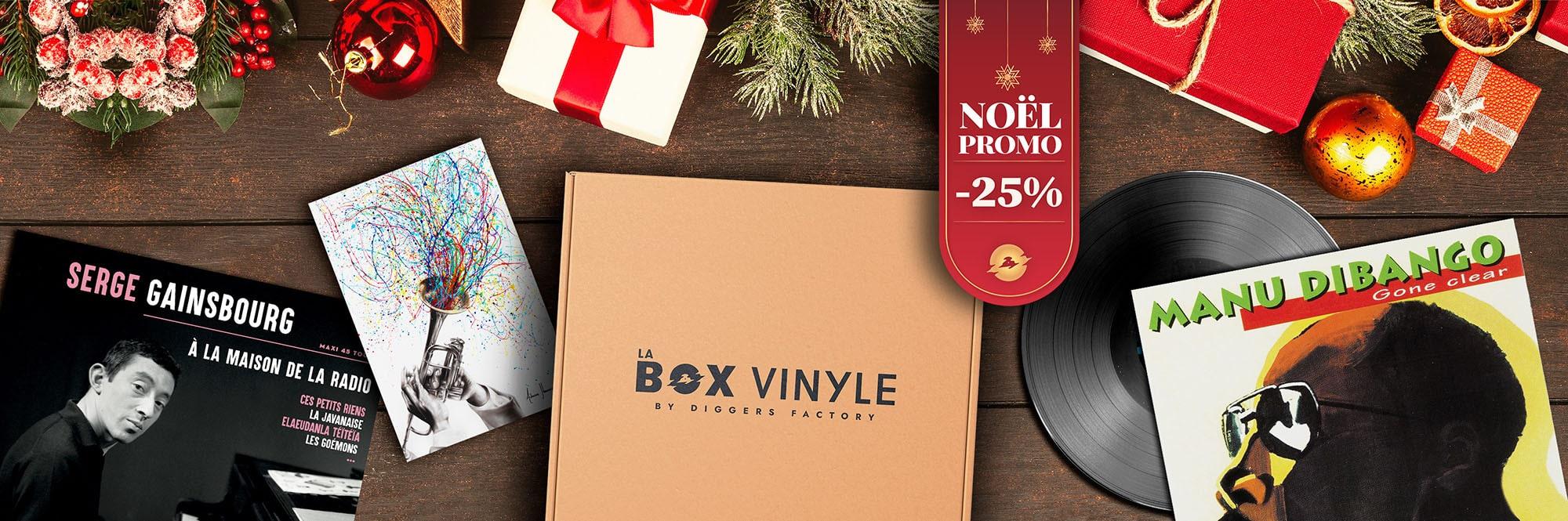 La box vinyle