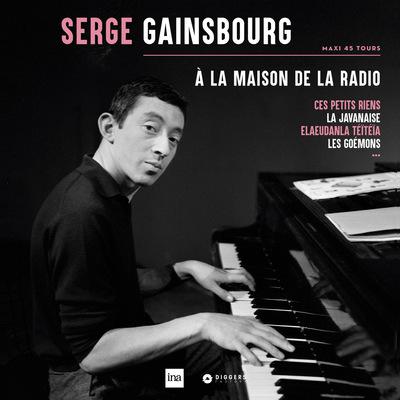Serge Gainsbourg - À la Maison de la Radio Édition numérotée