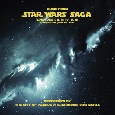 The City of Prague Philharmonic Orchestra - Star Wars