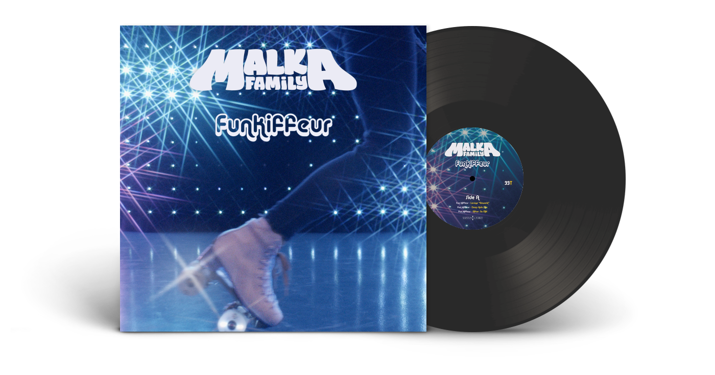 Malka Family Funkiffeur LP