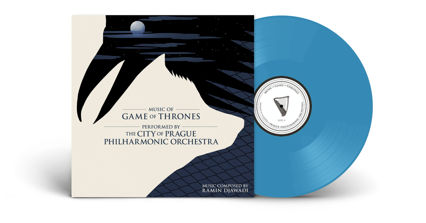 Game of Thrones Soundtrack LP