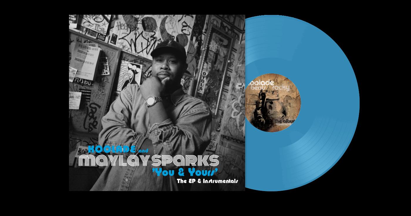 Maylay Sparks & Koolade EP