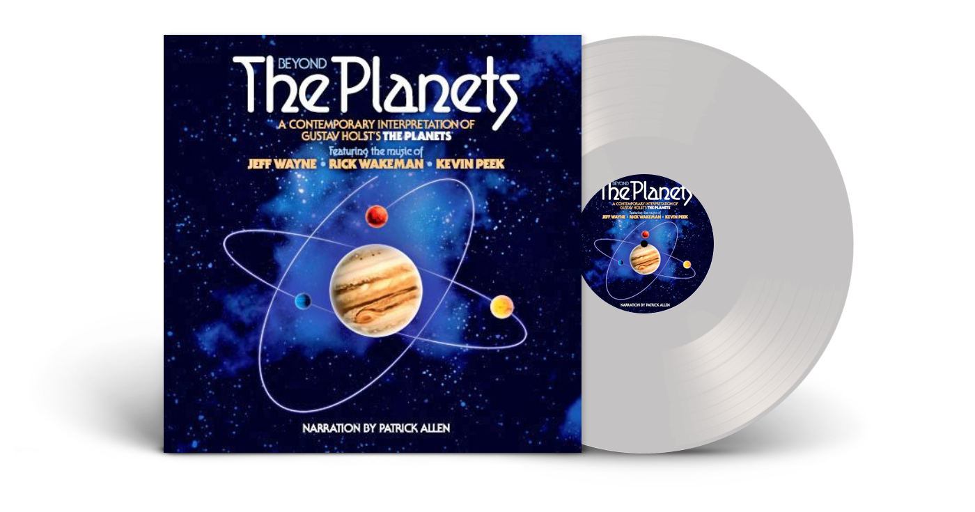 Beyond The Planets LP