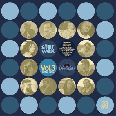 Various Artists - Star Wax X Diggers Factory