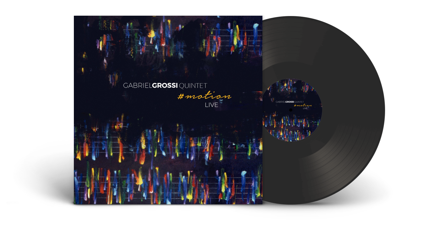 Gabriel Grossi Motion Vinyl