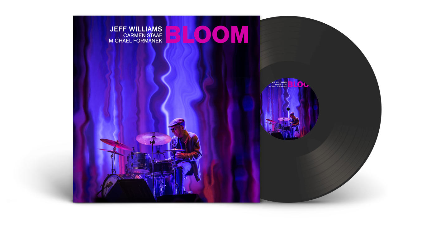 Jeff Williams Bloom Vinyl