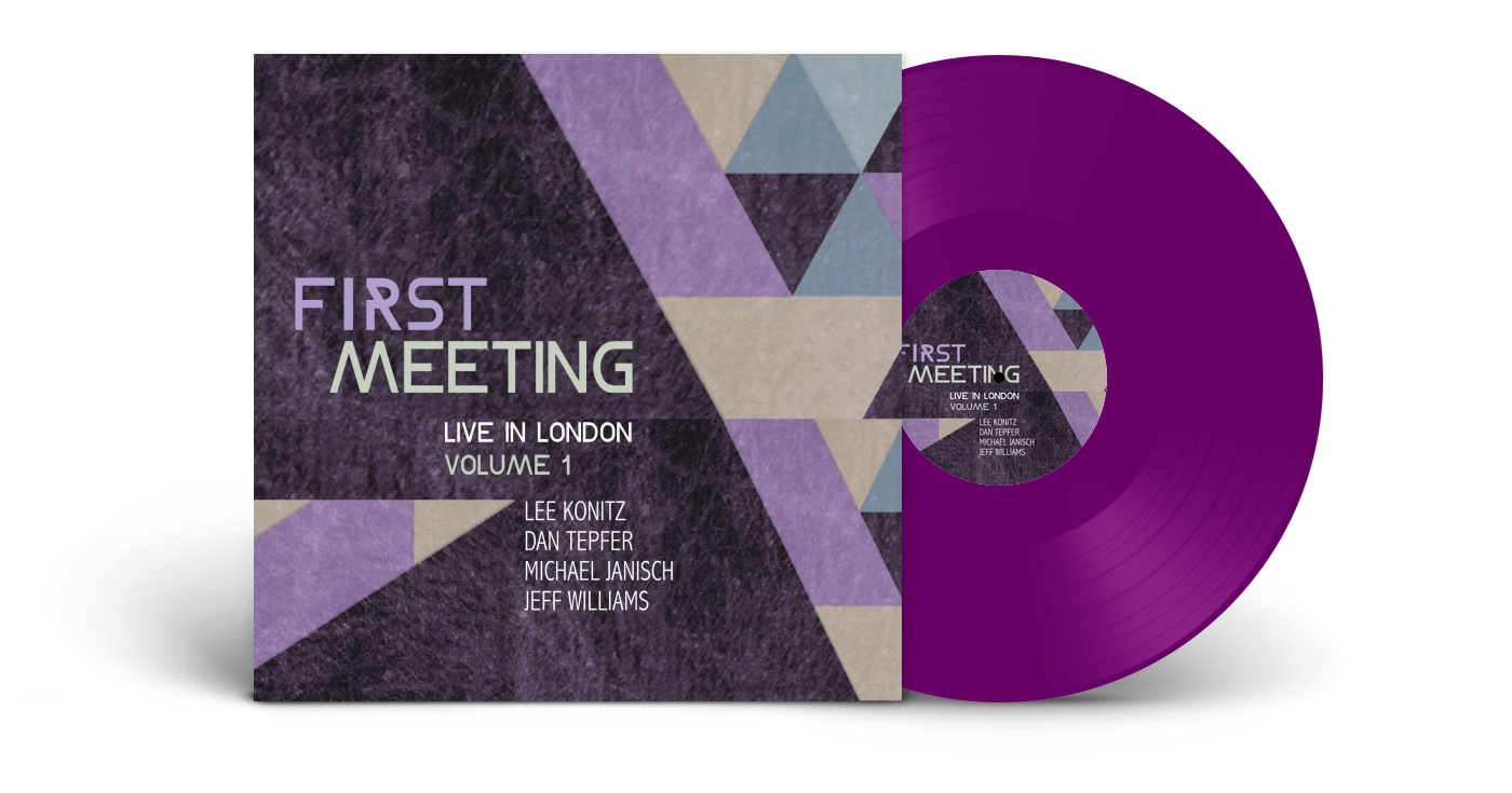 First Meeting Live in London Volume 1 Vinyl