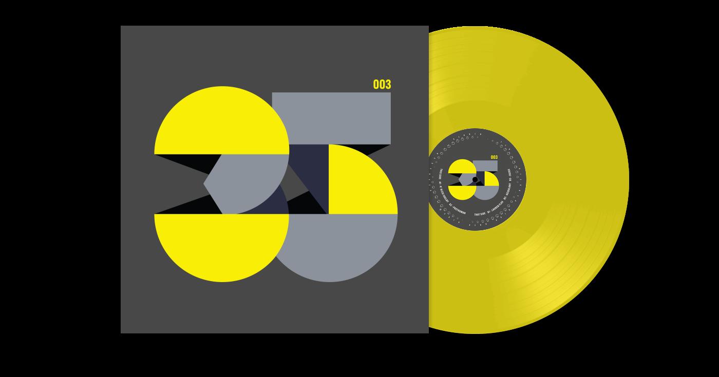 DJ Pierre Phuture EP Vinyl