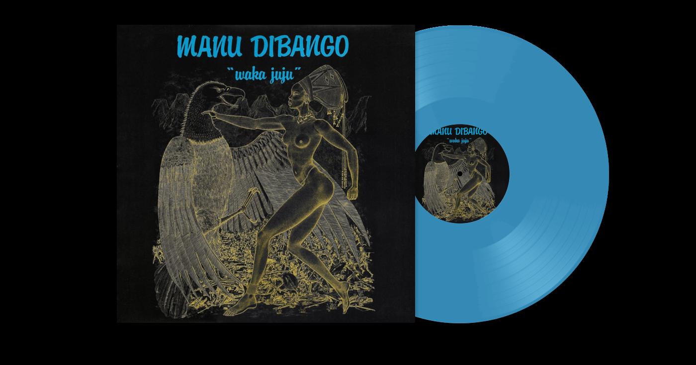 Manu Dibango - Waka Juju LP