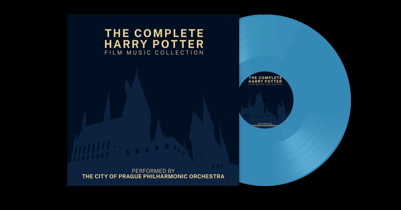 Harry Potter Soundtrack LP