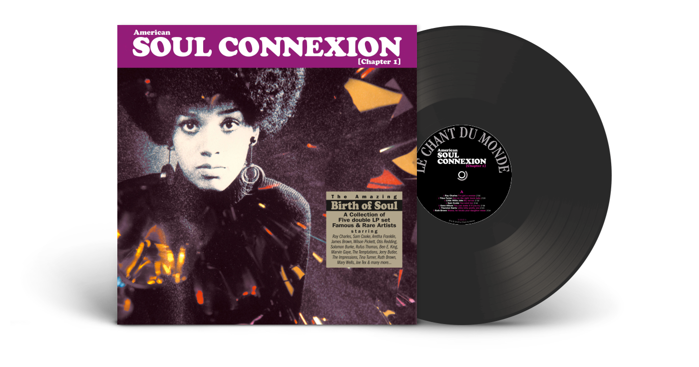 Soul Connexion LP Chapter 1