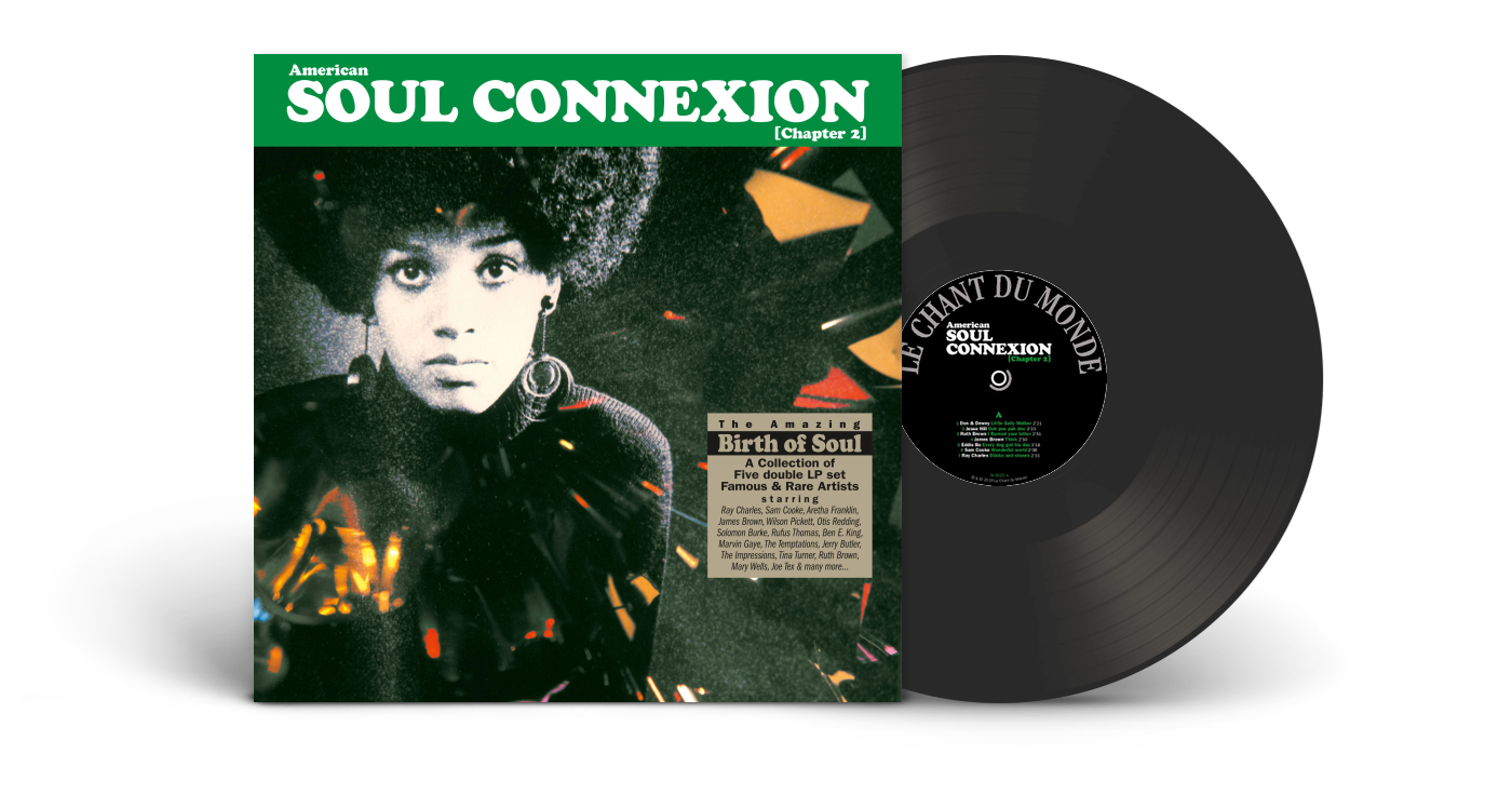 Soul Connexion LP Chapter 2