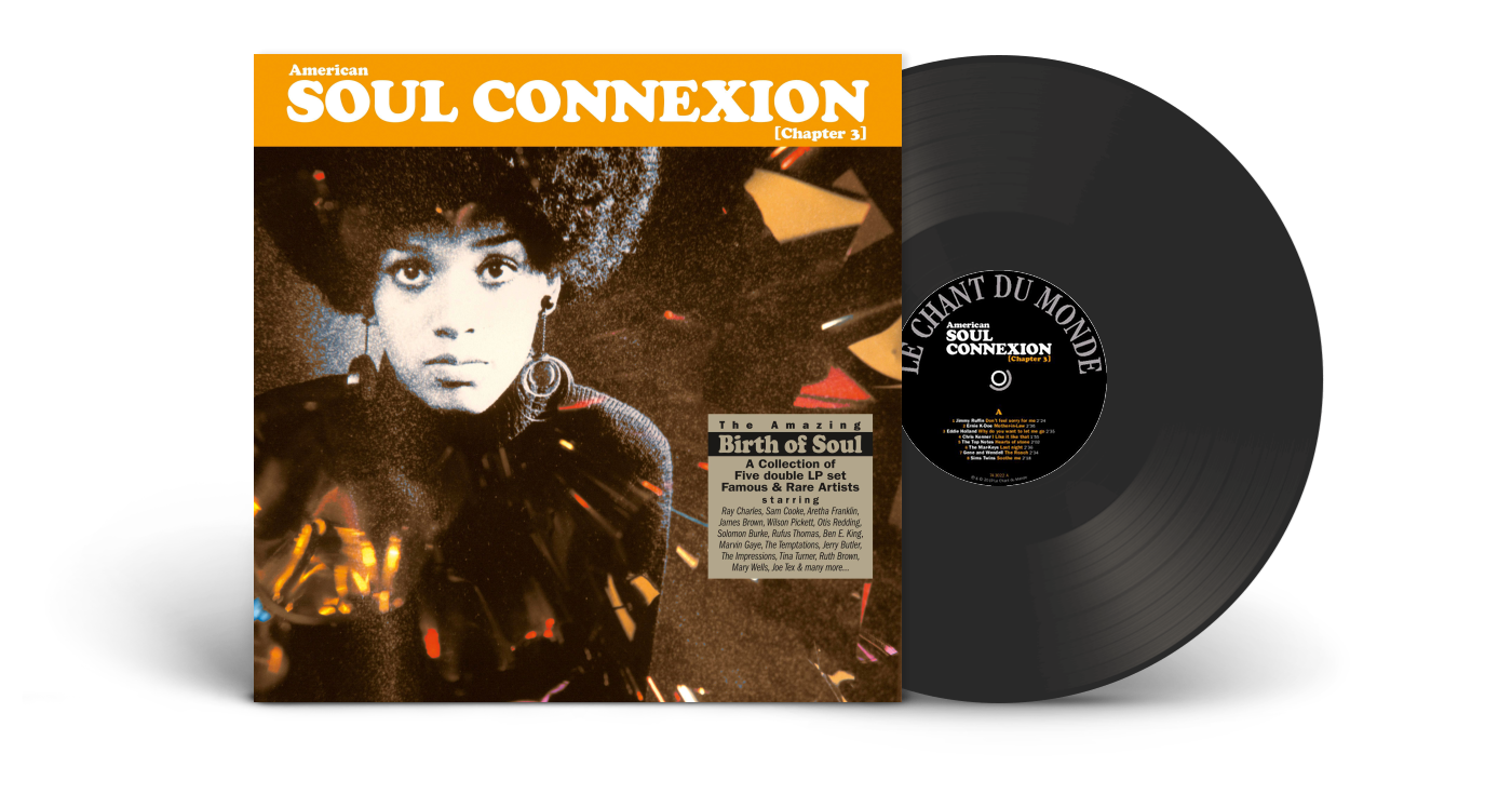 Soul Connexion LP Chapter 3