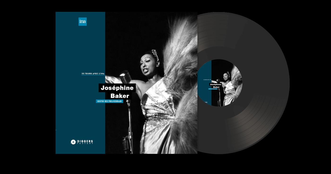 Josephine Baker LP