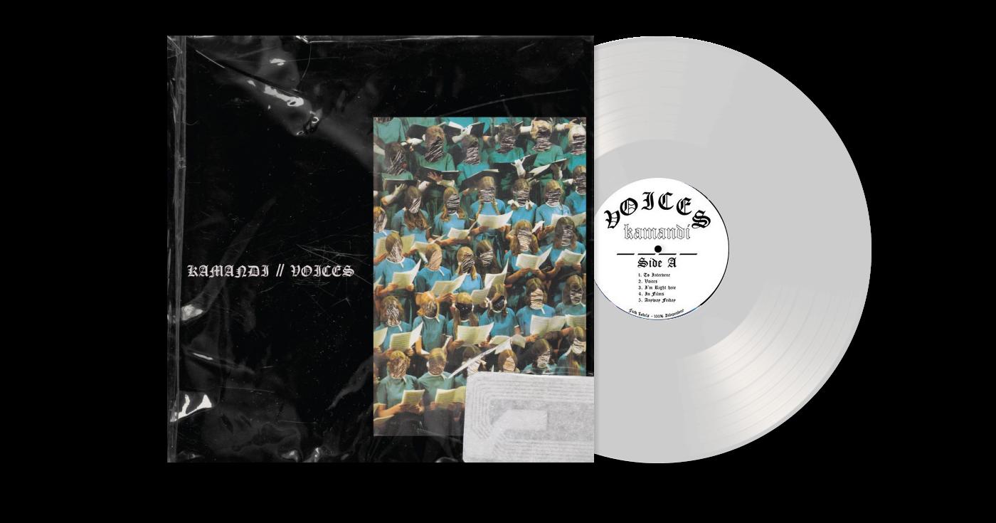Kamandi Voices LP