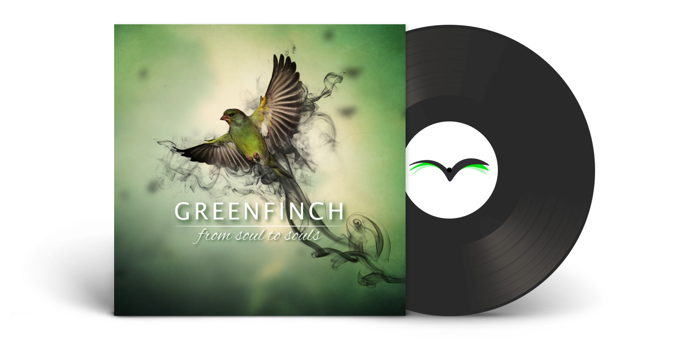 Greenfinch From Souls to Souls LP