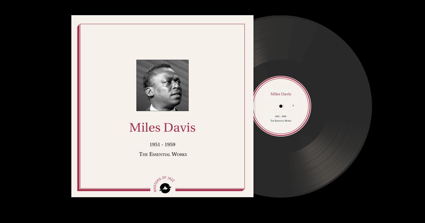 Miles Davis LP