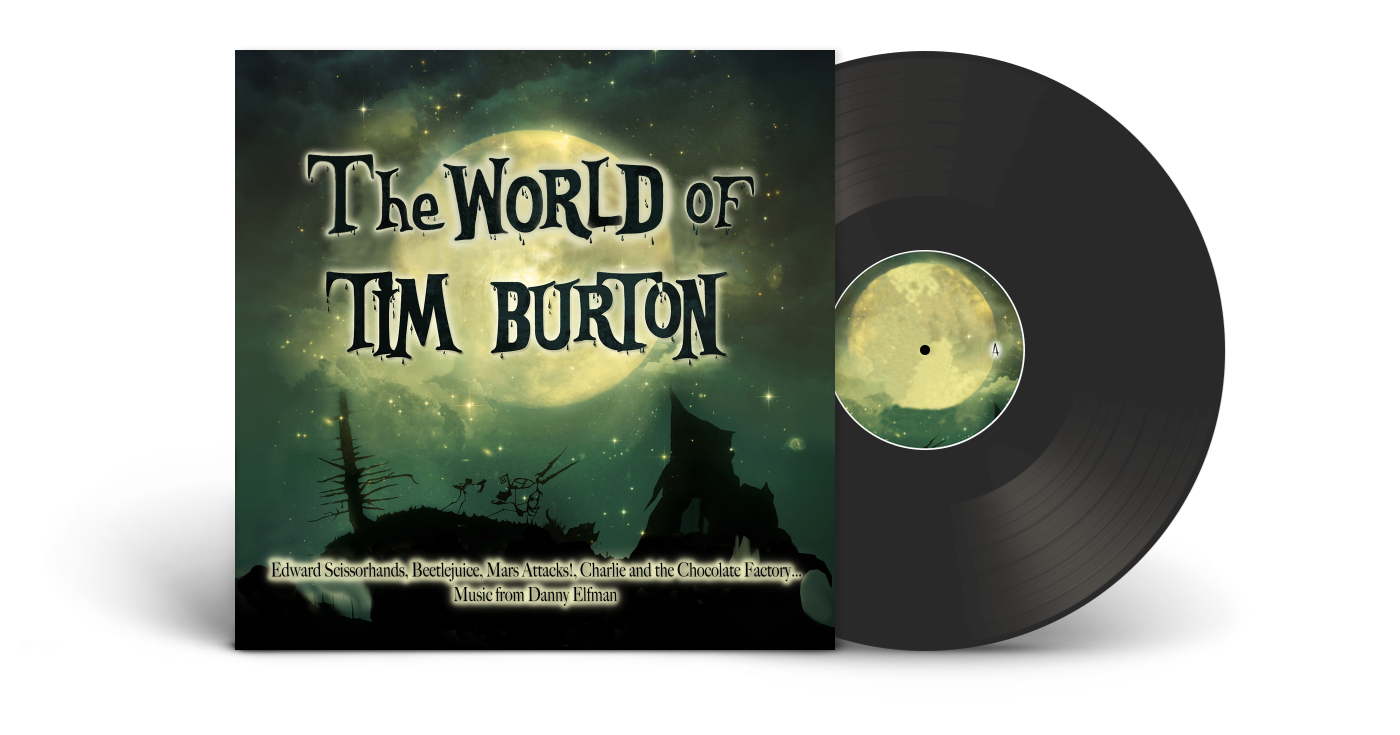 Tim Burton LP