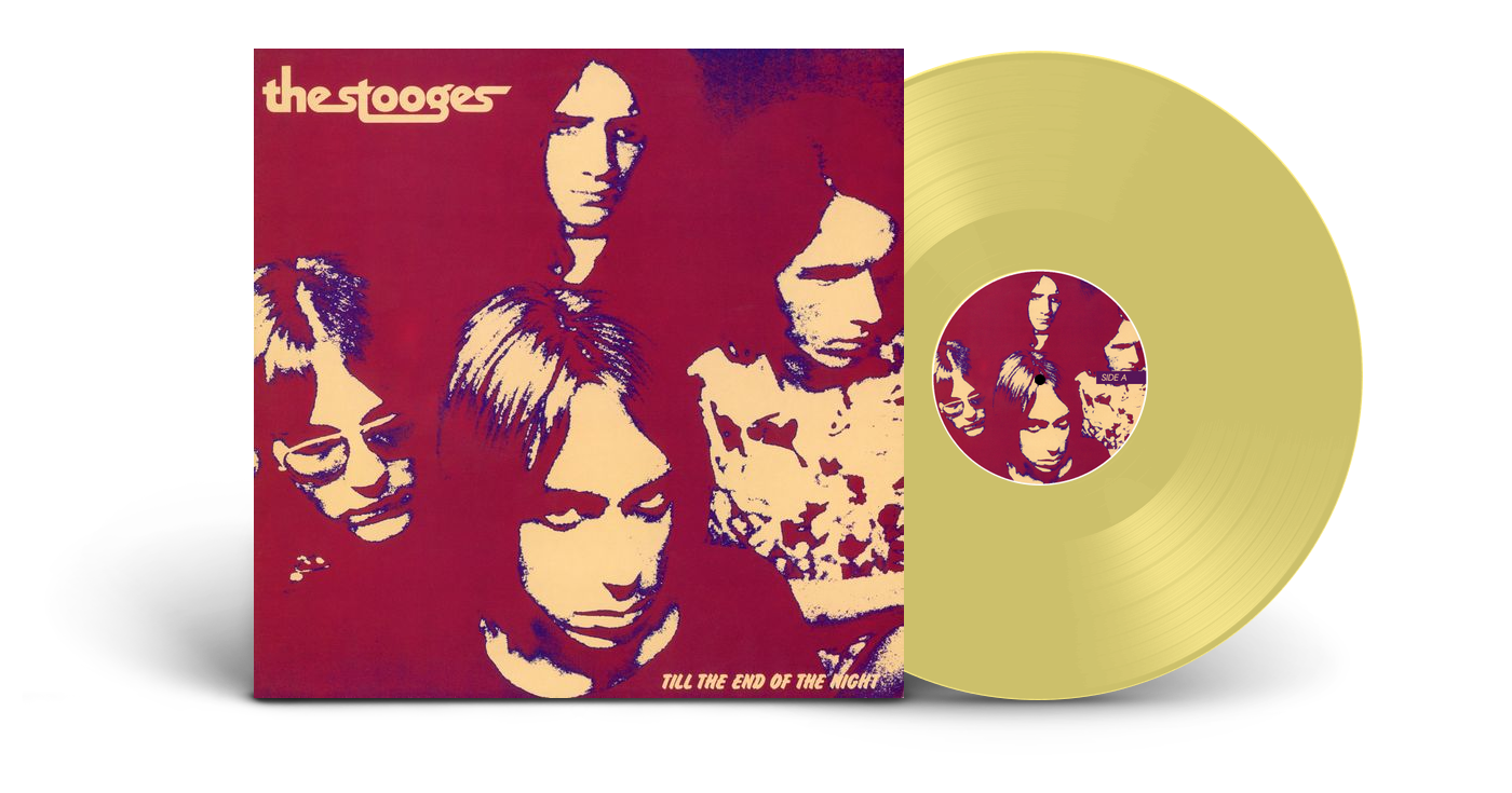 The Stooges Till the End of the Night LP