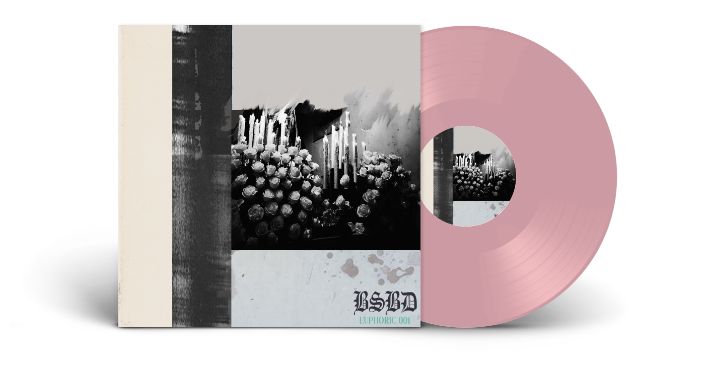 Blue Sky Black Death (BSDD) - Euphoric LP