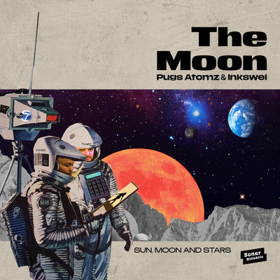 Pugs Atomz & Inkswel - The Moon
