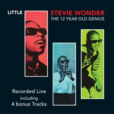 Stevie Wonder - The 12 Year Old Genius