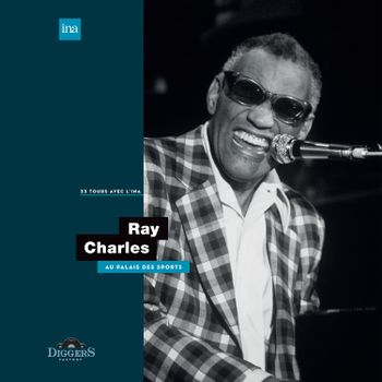Ray Charles - Au Palais des Sports - Live