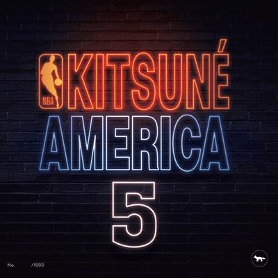 KITSUNE - Kitsuné America 5 : The NBA Edition
